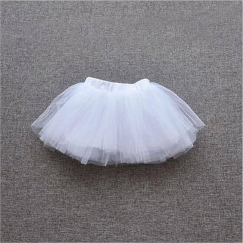 Princess style Newborn Tutu fluffy skirt Baby Girls party wedding skirt Toddler Infant Photo Prop clothes Baby Summer skirt