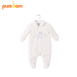 Baby's Footie Long Sleeve for Newborns Costumes for Boy Girl Baby Jumpsuit Overalls One piece Baby Clothing Brand New