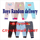 Retail 5pcs/pack 0-2years PP pants trousers Baby Infant cartoonfor boys girls Clothing 2018