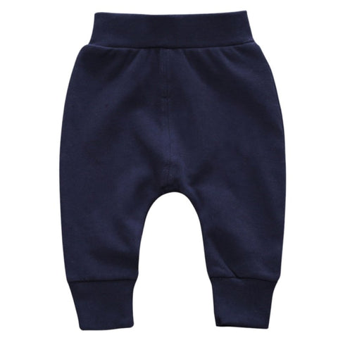 Thick Pants Bloomers PP long Harem Pants Bebe Leggings 2018 Autumn Winter Newborn Infant Baby Boys Girls