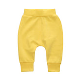 YZ208 New Fall Winter Newborn Infant Baby Boys Girls Pants Bloomers PP long Pants Leggings Children's Cotton Trousers