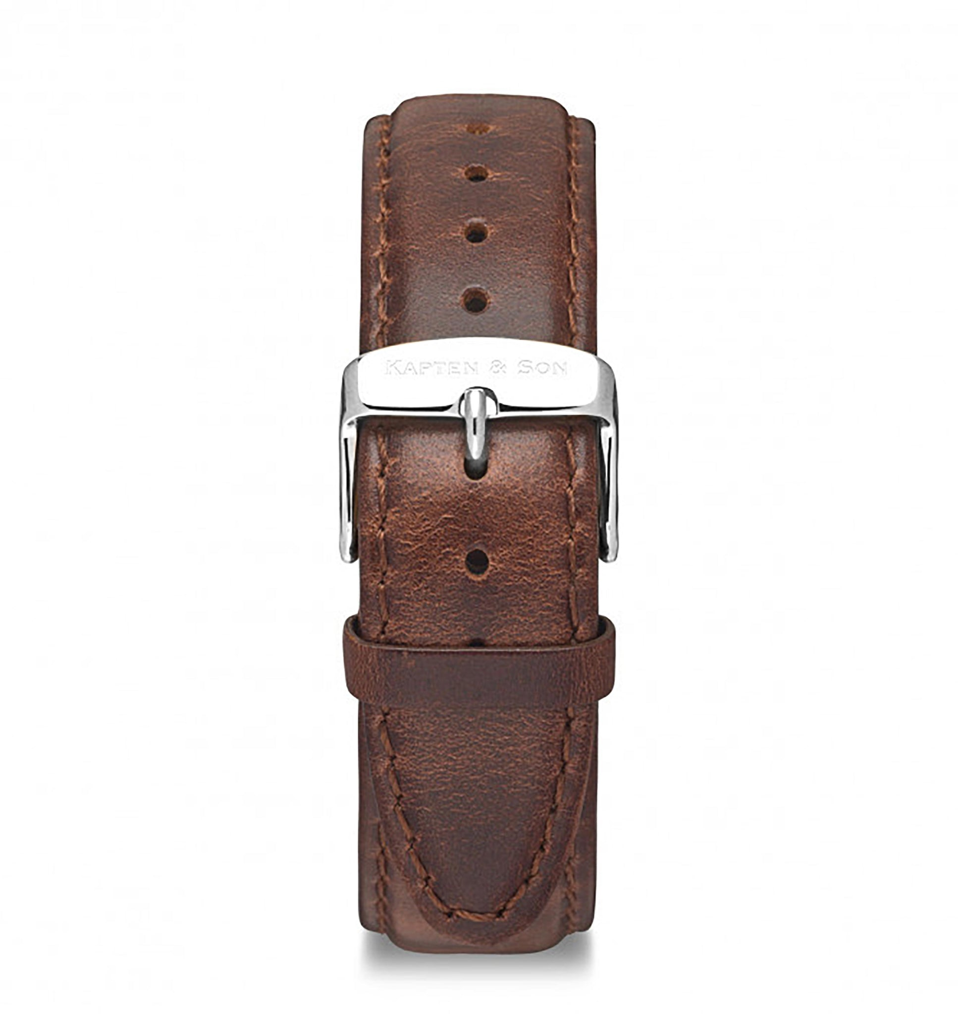 Leather Strap Brown Leather