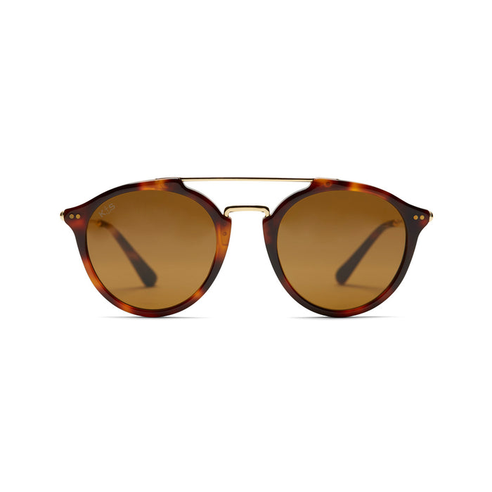 Fitzroy Tortoise Brown