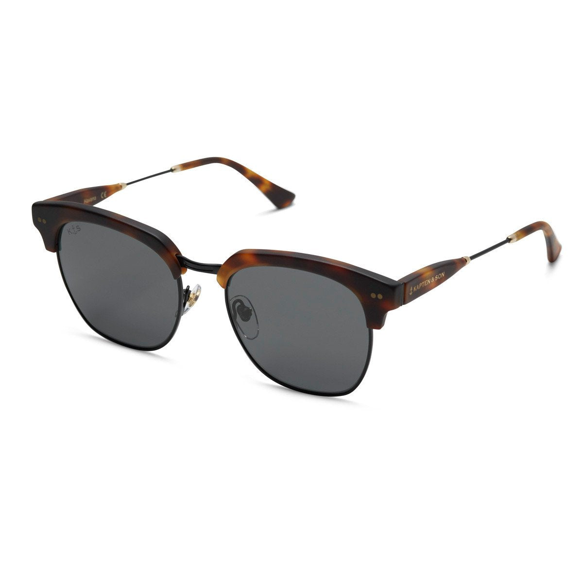 Havana Matt Tortoise Summernight Black