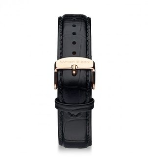 Leather Strap Black Leather