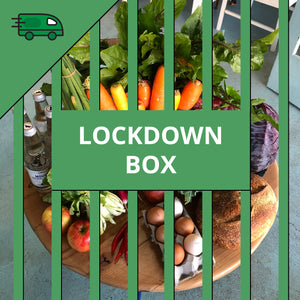 Wednesday Lockdown Box - Delivered