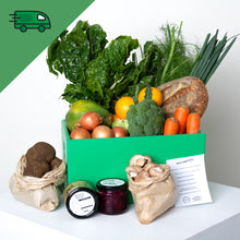 Load image into Gallery viewer, Thursday Vegan Veggie Box - Delivered