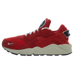 Nike Air Huarache Run Varsity Jacket Red