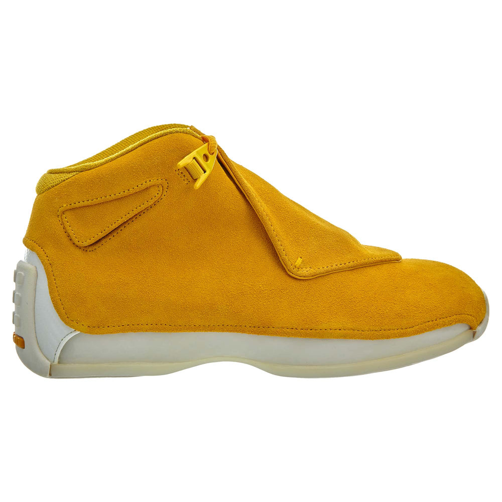 Jordan 18 Retro Yellow Ochre