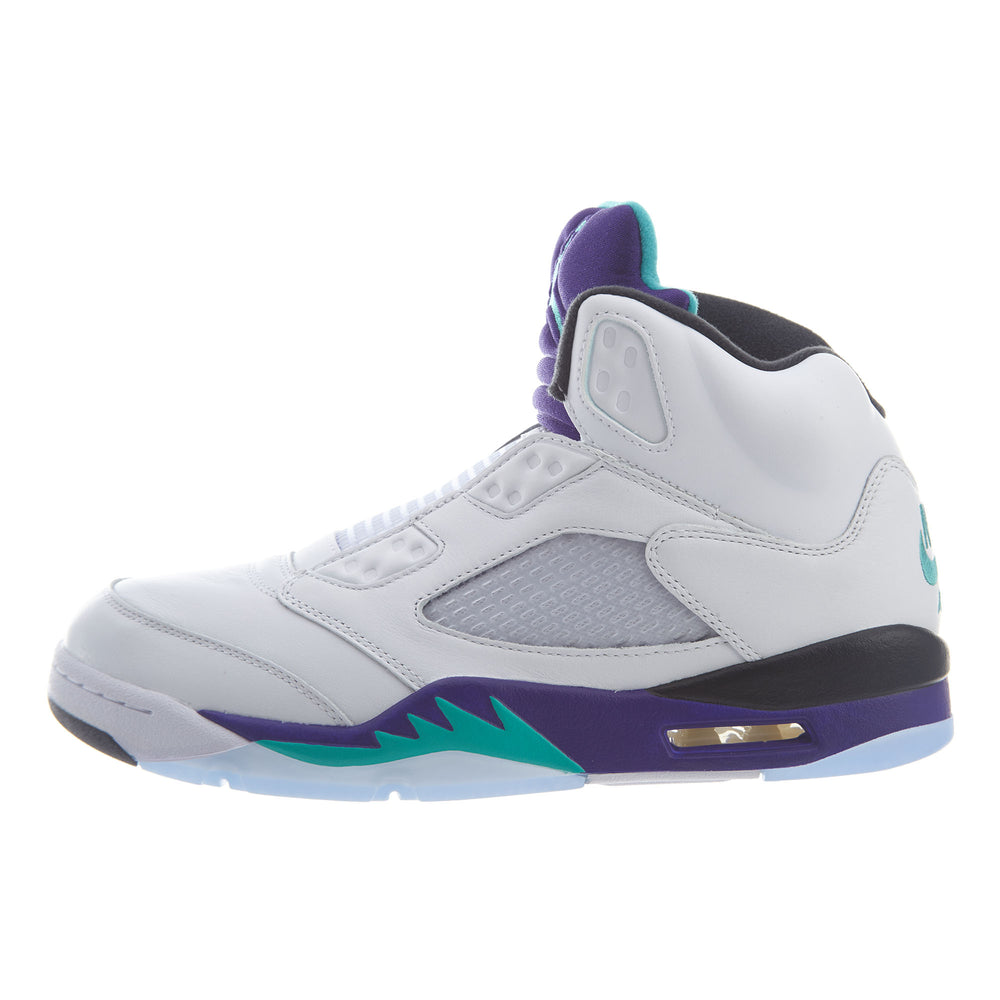 Jordan 5 Retro Grape Fresh Prince Mens Style : Av3919-135