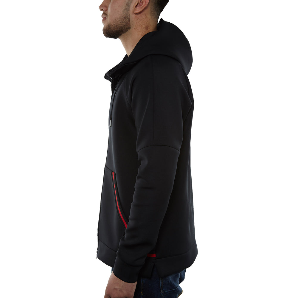 Jordan Sportswear Flight Tech Full-zip Hoodie Mens Style : 939940-010
