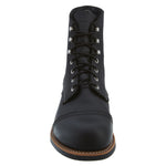 "Red Wing Iron Ranger 6"" Vibram Boot Mens Style : 08084-0-Blk"