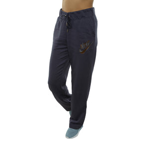 Nike  Sportswear Metallic Fleece Pants Womens Style : 939306-081