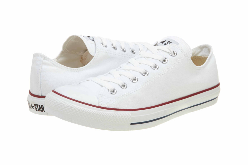 Converse Chuck Taylor All Star Ox Optic White  Unisex Style M7652