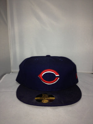 Cincinnati Reds New Era Fitted Blue/Red/White 203