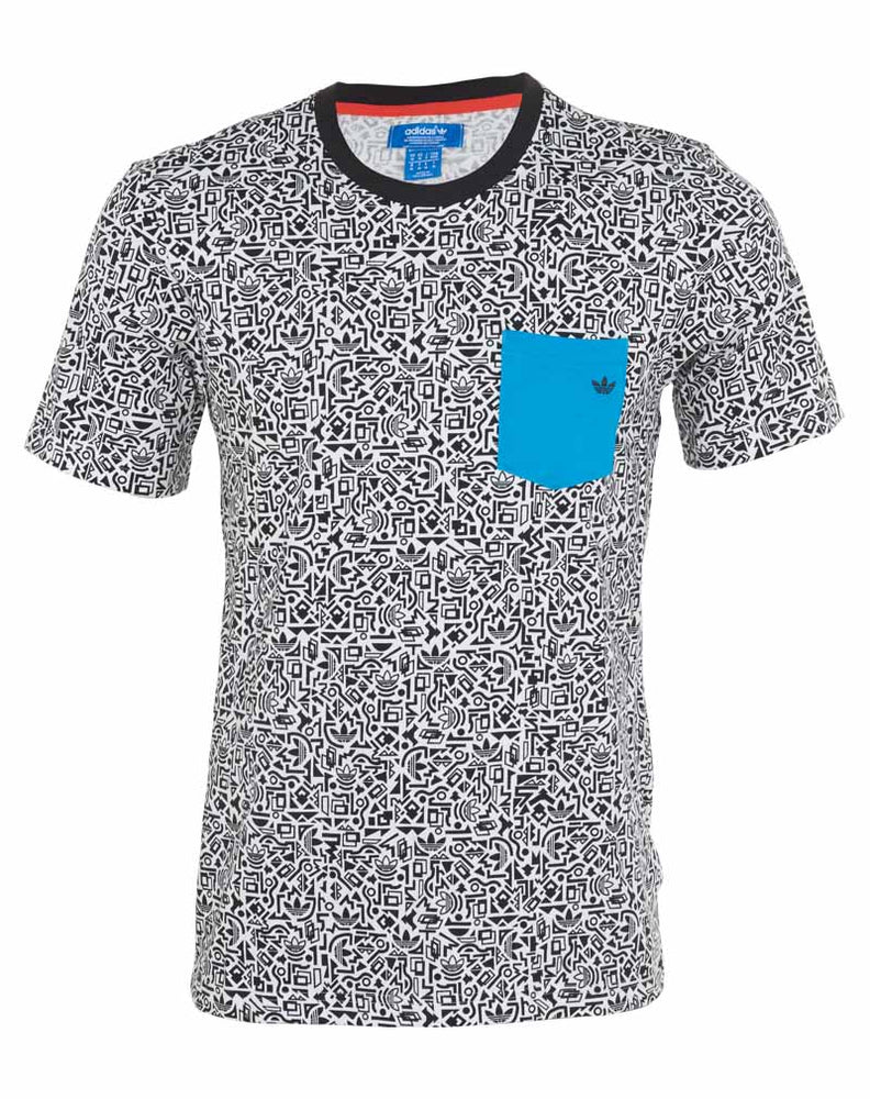 Adidas Static Tee Mens Style : M63528