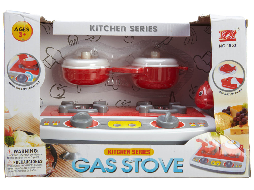 Dh Stove Set Little Kids Style : 1953