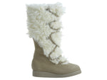 Joy Folie Belinda Fur Boots Little Kids Style : 901635