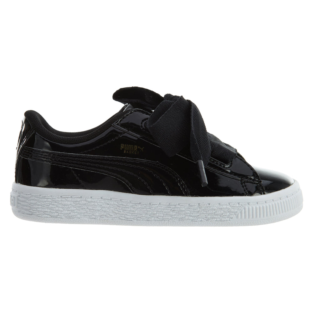 Puma Basket Heart Patent Toddlers Style : 363353