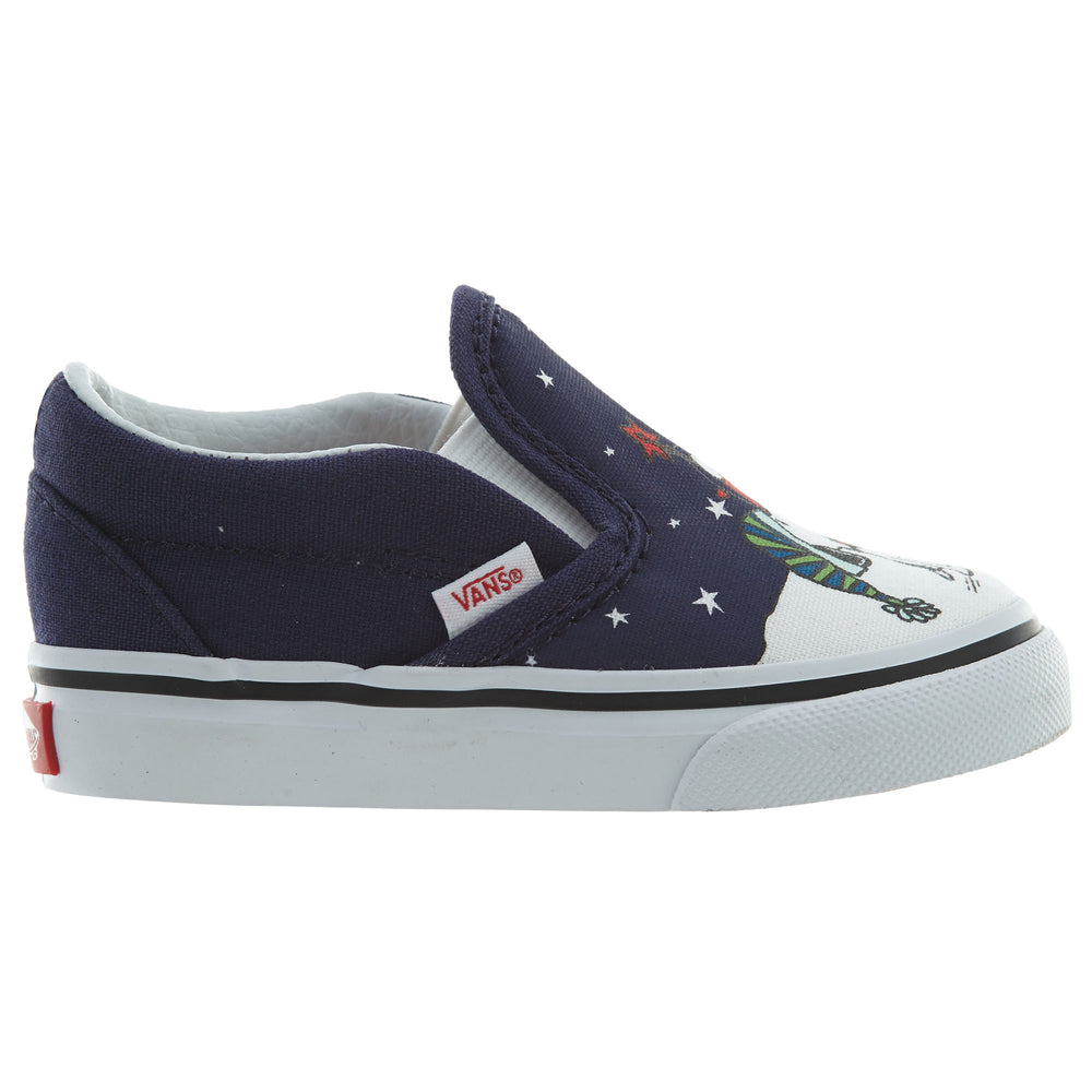 Vans Classics Slip-on Toddlers Style : Vn0a32qj