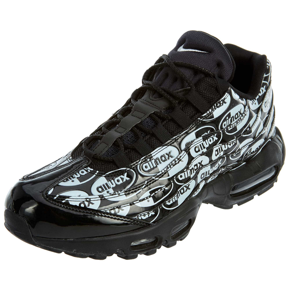 1236e3ac200 Nike Air Max 95 Premium  Black  – Champkicks