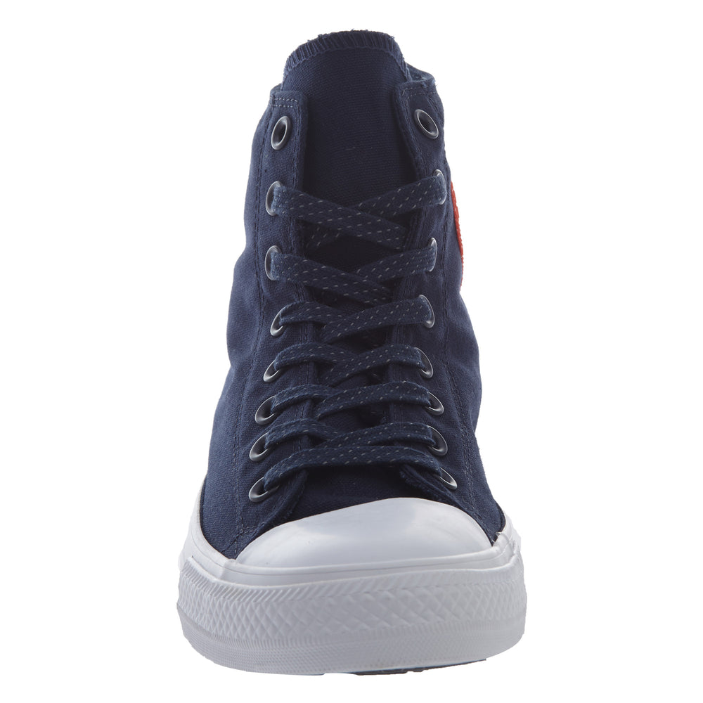 Converse Chuck Tailor All Star Hi Unisex Style : 1537935f-OBSIDIAN
