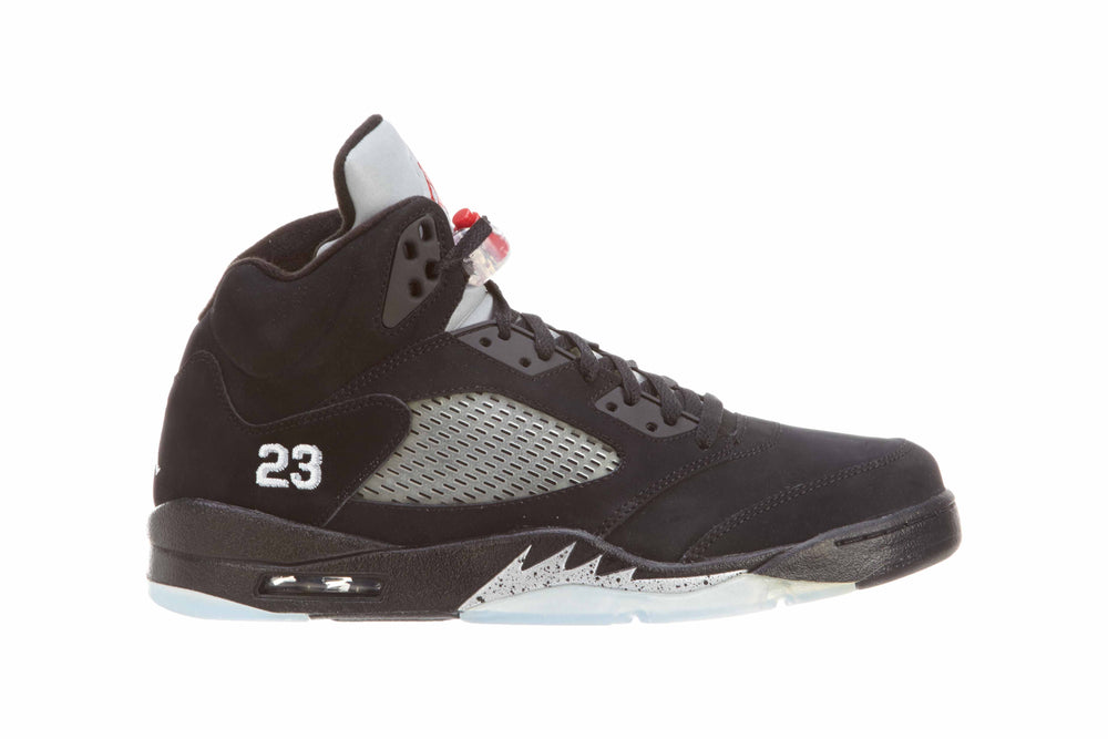 Jordan 5 Retro Black Metallic (2011)