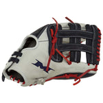 Miken Koalition KO Series Slowpitch Pro H Web Pattern Fielding Glove Mens Style : KO130