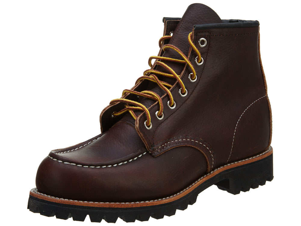 "Red Wing Heritage Roughneck Moc 6"" Boot Mens Style : 08146-2"