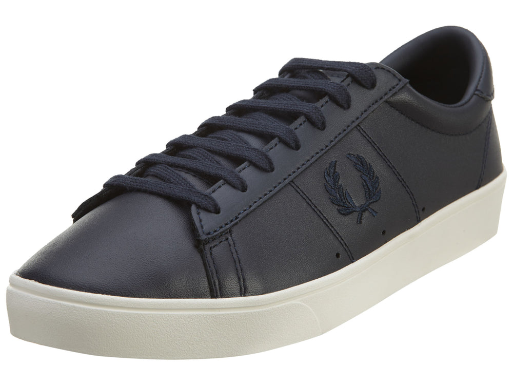 Fred Perry Spencer Leather Mens Style : B8221