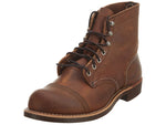 "Redwingshoes 6"" Heritage Iron Ranger Boot Mens Style : 08085-0"