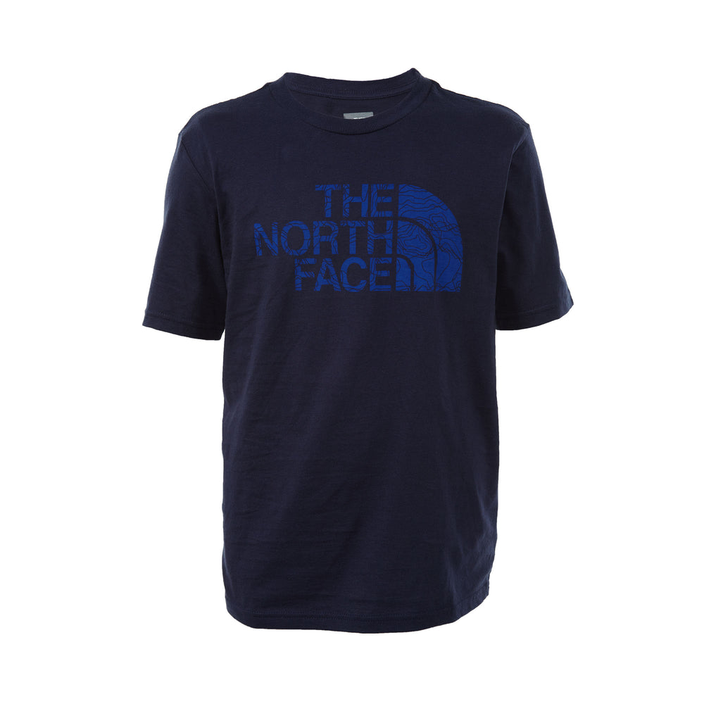 North Face Graphic Ss Tee Big Kids Style : Cb8m