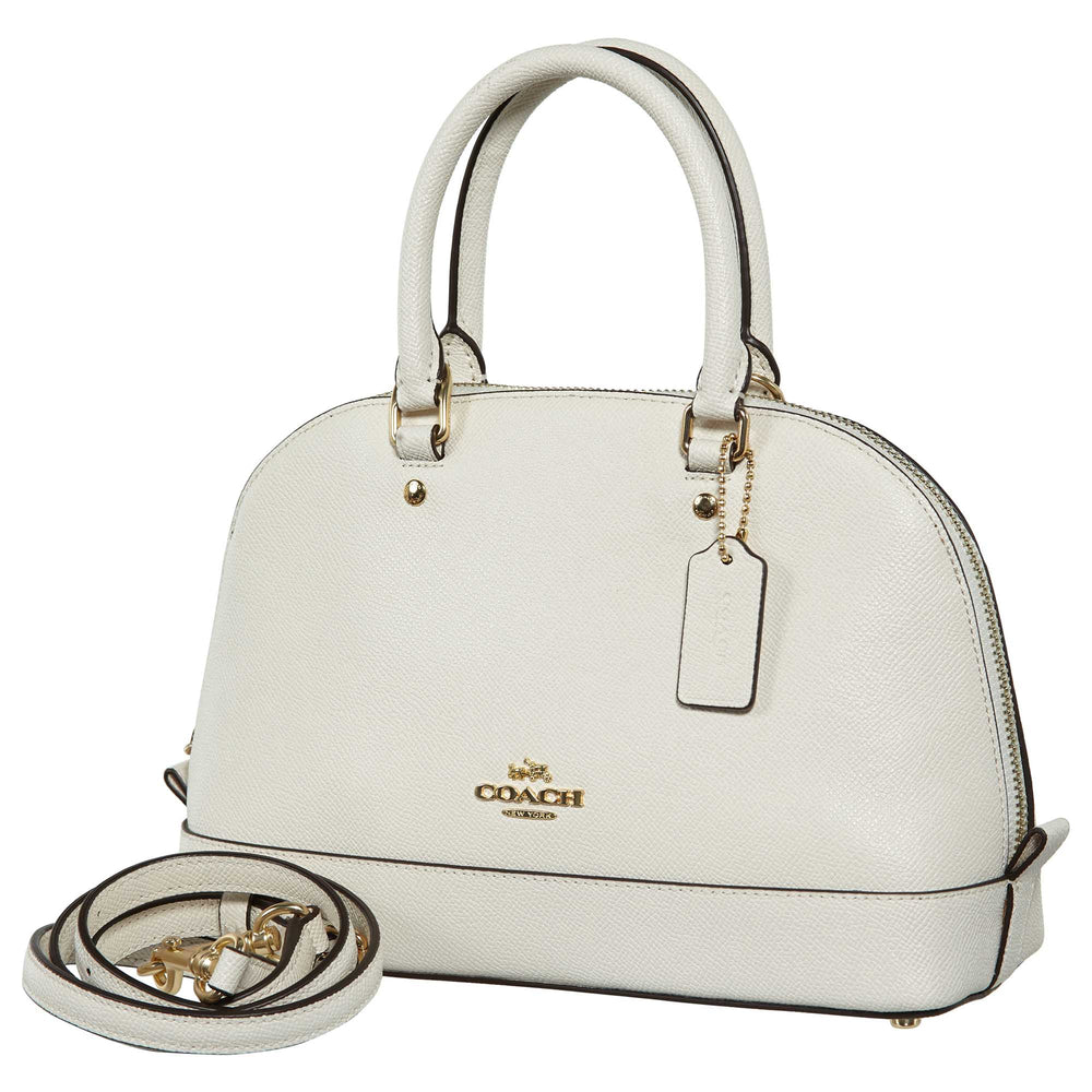 Coach Crsgr Min Srra Sat Shoulder Bag/handbag Womens Style : F57555