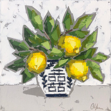 """Double Happiness Lemons no. 1"""
