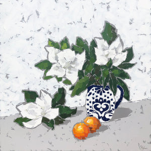 """Magnolias and Oranges"" 