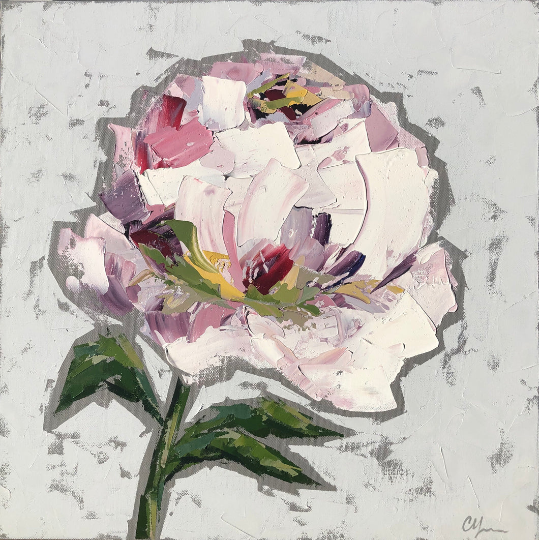 "SOLD - ""Peonies no. 8"""