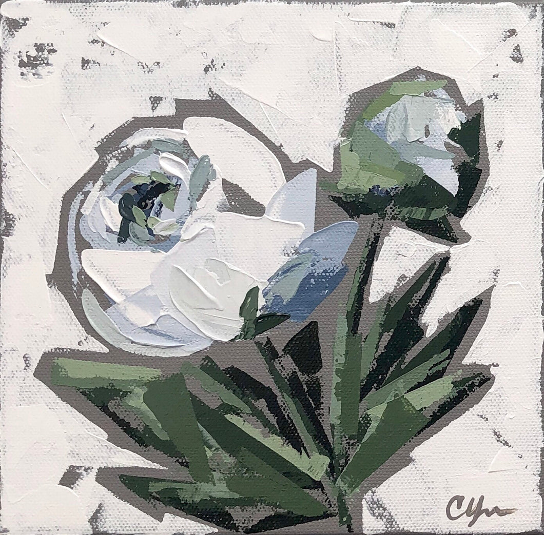 "SOLD - ""Peonies no. 15"""