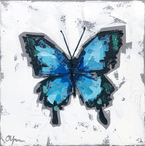 "SOLD - ""Papilio ulysses no. 1"""