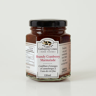 Brandy Cranberry Marmalade - 120ML