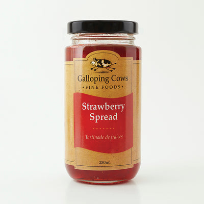 strawberry fruit spread
