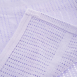 Open-Cell Weave Thermal Blanket