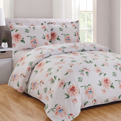 Anya 3pc Duvet Cover Set