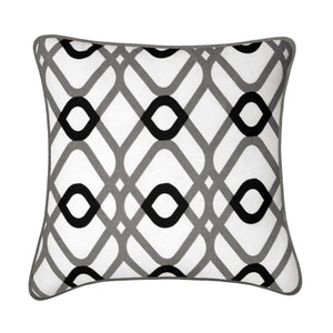Aria Decorative 100% Cotton Throw Cushion