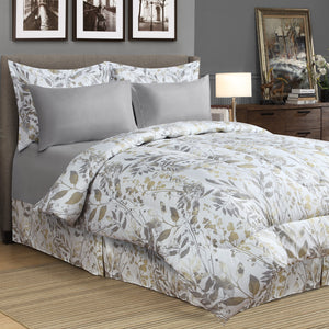 Ashford 8pc Bed In a Bag Comforter Set