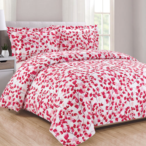 Blush 3pc Duvet Cover Set