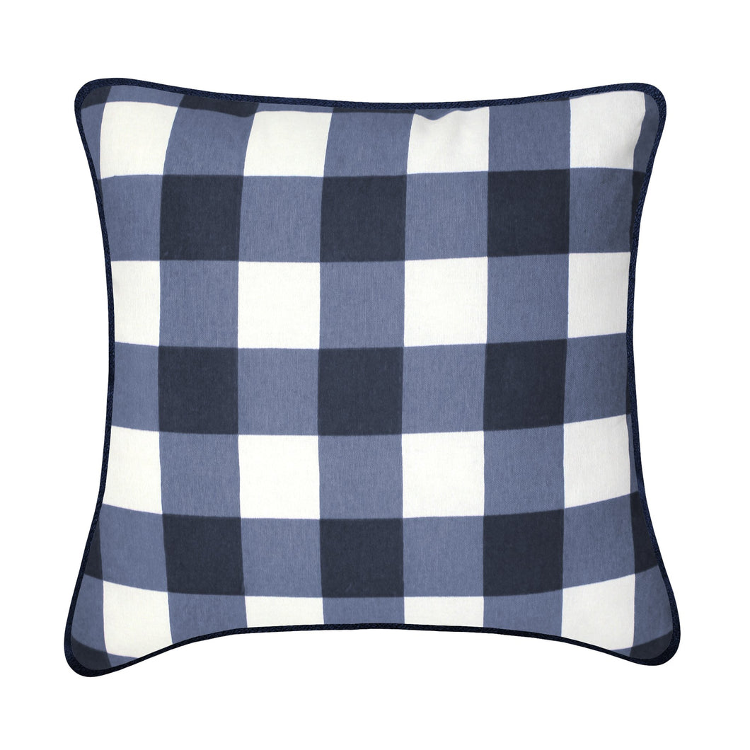 Oxford Decorative 100% Cotton Throw Cushion