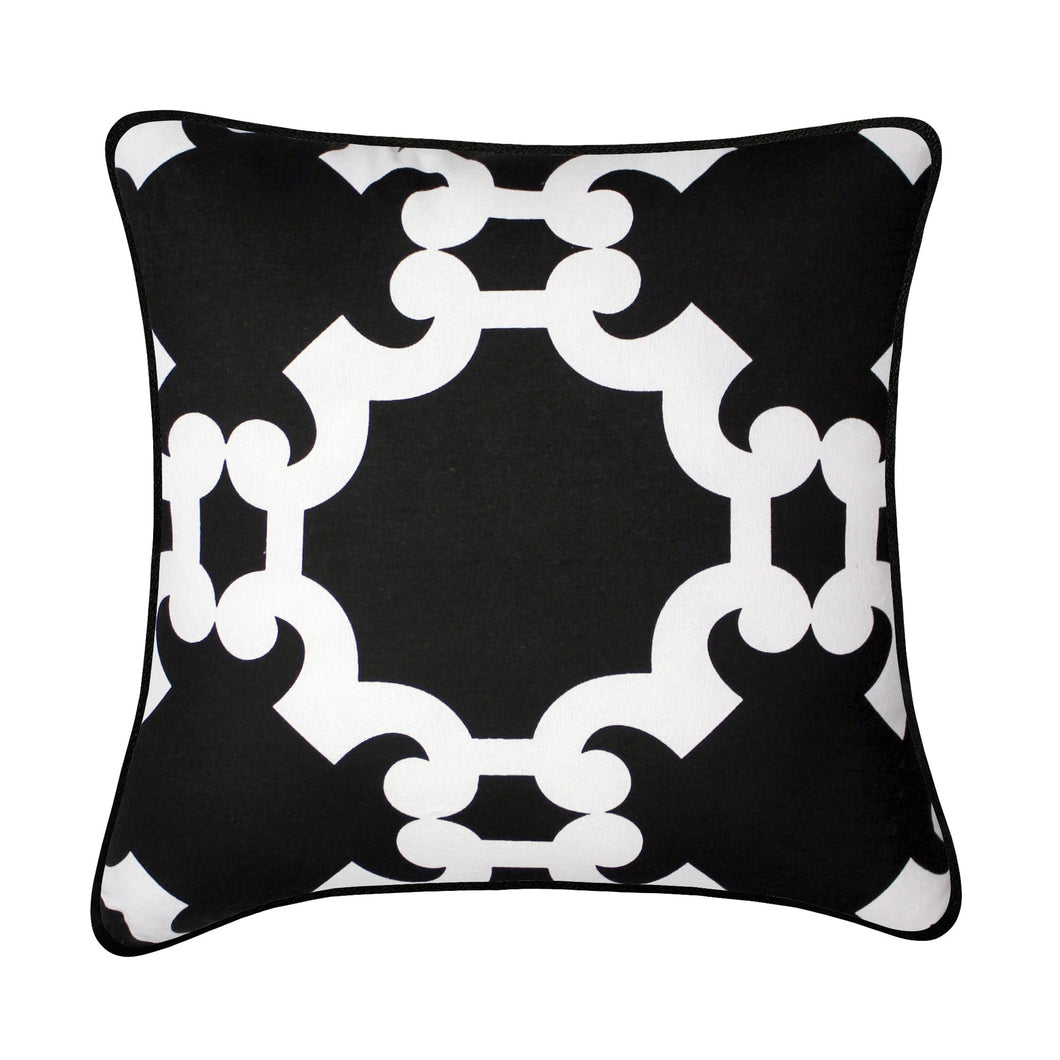 Rimrock Decorative 100% Cotton Throw Cushion
