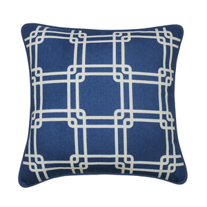 Payson Decorative 100% Cotton Throw Cushion