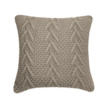 Load image into Gallery viewer, Cable Knit Cushion