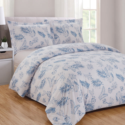 Castaway 3pc Duvet Cover Set